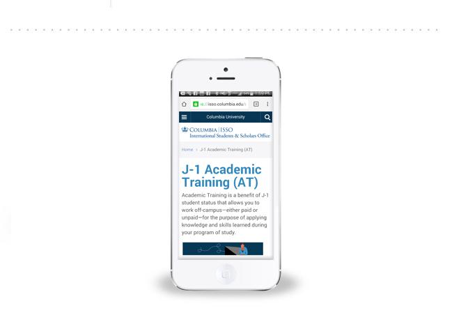 Columbia University Mobile